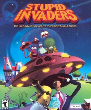 Stupid Invaders Box Cover