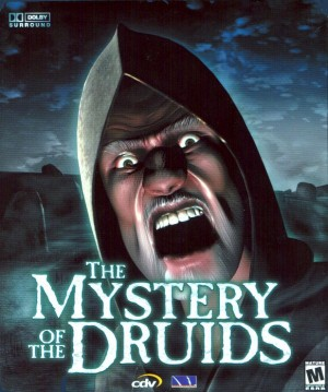 Mystery of the Druids Box Cover