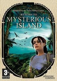 Return to Mysterious Island - Cover art