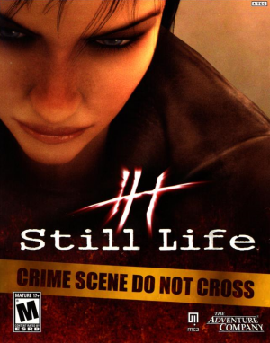 Still Life Box Cover