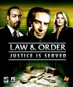 Law & Order: Justice is Served Box Cover