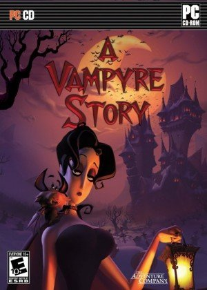 A Vampyre Story Box Cover