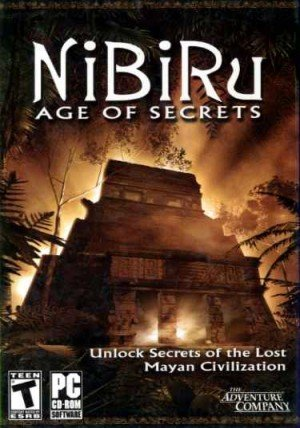 NIBIRU: Age of Secrets Box Cover