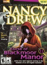 Nancy Drew: Curse of Blackmoor Manor