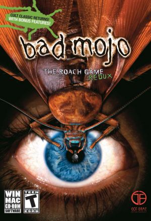 Bad Mojo Redux Box Cover