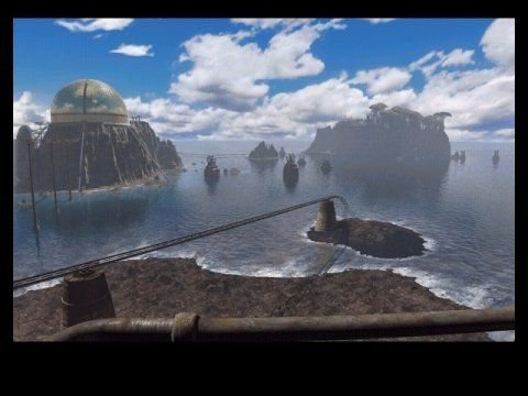 Riven: The Sequel to Myst Screenshot 1