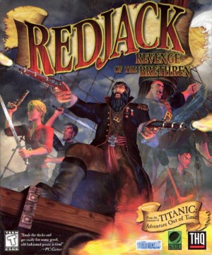 RedJack: Revenge of the Brethren Box Cover
