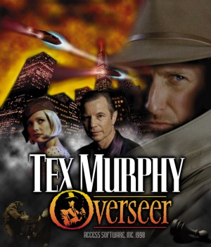 Tex Murphy: Overseer Box Cover