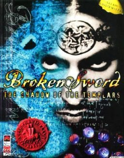 Broken Sword: The Shadow of the Templars Box Cover