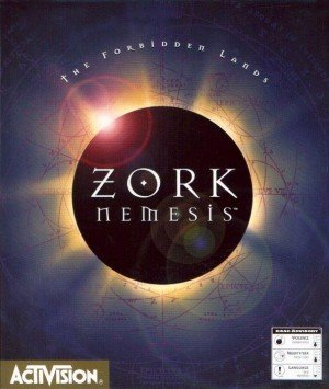 Zork Nemesis Box Cover