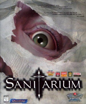 Sanitarium Box Cover