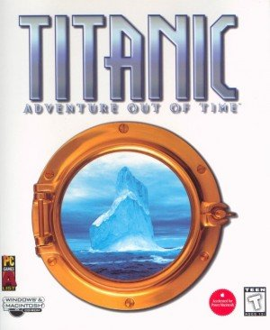 Titanic: Adventure Out of Time Box Cover