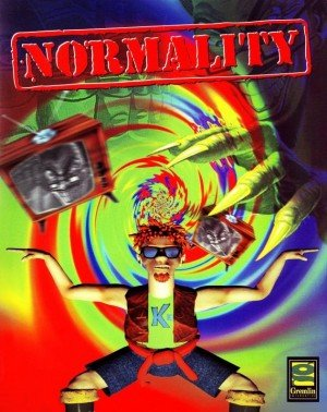 Normality Box Cover