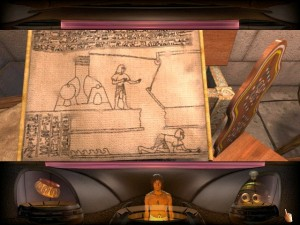'The Journeyman Project 3: Legacy of Time - Screenshot #8