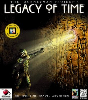 The Journeyman Project 3: Legacy of Time Box Cover