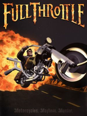Full Throttle Box Cover
