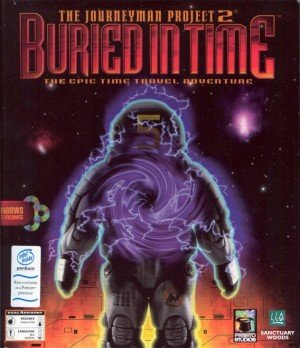 The Journeyman Project 2: Buried in Time Box Cover