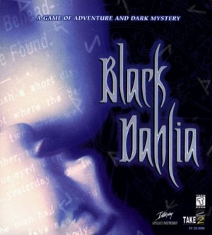 Black Dahlia Box Cover