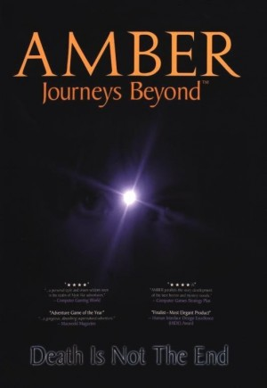 Amber: Journeys Beyond Box Cover