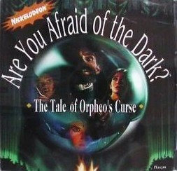 Are You Afraid of the Dark?: The Tale of Orpheo's Curse Box Cover