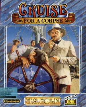 Cruise for a Corpse Box Cover