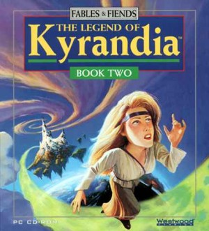 The Legend of Kyrandia: The Hand of Fate (Fables & Fiends) Box Cover