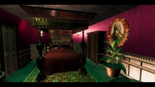 Screenshot for 13th Doll – A Fan Game of The 7th Guest, The 3