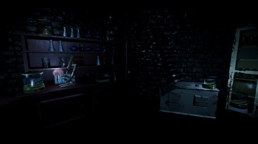 Screenshot for 13th Doll – A Fan Game of The 7th Guest, The 5