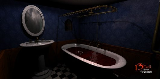 Screenshot for 13th Doll – A Fan Game of The 7th Guest, The #1