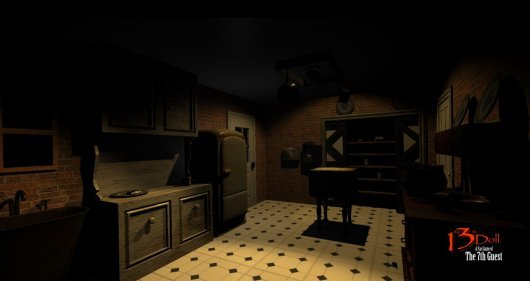 Screenshot for 13th Doll – A Fan Game of The 7th Guest, The #3