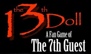 The 13th Doll – A Fan Game of The 7th Guest Box Cover