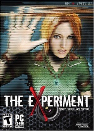 The Experiment Box Cover