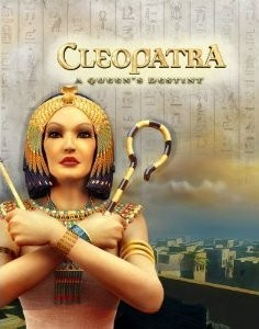 Cleopatra: Riddle of the Tomb Box Cover
