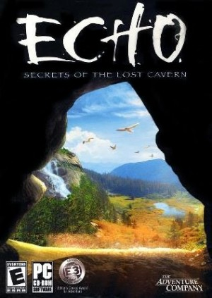 ECHO: Secrets of the Lost Cavern Box Cover