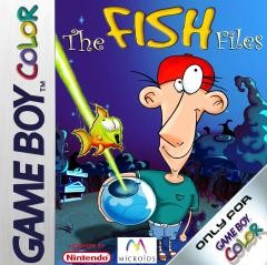 The Fish Files Box Cover