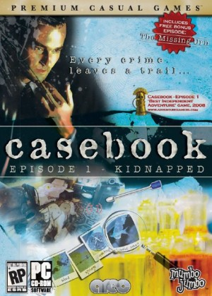 Casebook: Episode I - Kidnapped Box Cover