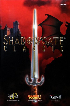 Shadowgate Classic Box Cover