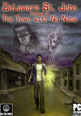 Delaware St. John Volume 2: The Town With No Name Box Cover
