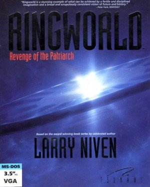 Ringworld: Revenge of the Patriarch Box Cover