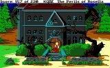 'King's Quest IV: The Perils of Rosella - Screenshot #1