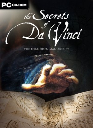 The Secrets of Da Vinci: The Forbidden Manuscript Box Cover