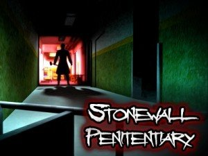 Stonewall Penitentiary Box Cover
