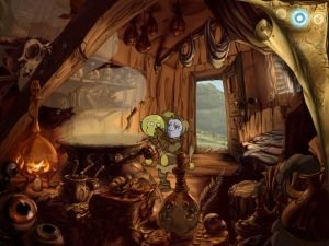 'The Whispered World - Screenshot #7