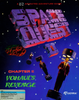 Space Quest II: Chapter II - Vohaul's Revenge