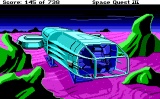'Space Quest III: The Pirates of Pestulon - Screenshot #23