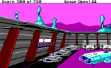 'Space Quest III: The Pirates of Pestulon - Screenshot #9