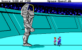 'Space Quest III: The Pirates of Pestulon - Screenshot #7