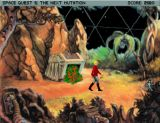 'Space Quest V: Roger Wilco - The Next Mutation - Screenshot #24