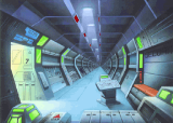 'Space Quest V: Roger Wilco - The Next Mutation - Screenshot #9