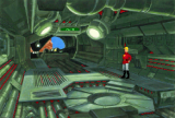 'Space Quest V: Roger Wilco - The Next Mutation - Screenshot #3